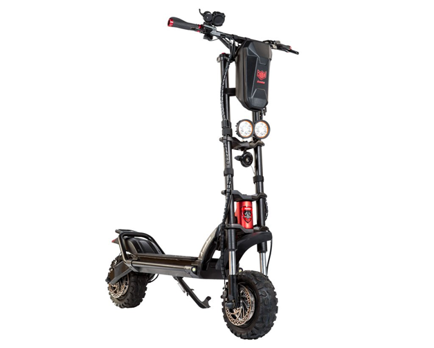 Kaabo USA - Wolf Warrior 11 - All-Terrain Electric Scooter